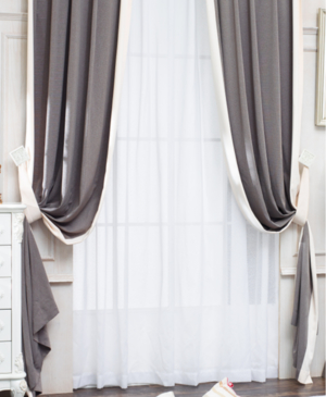 輕奢主義1-窗簾 客廳
