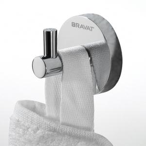德国贝朗 不锈钢挂衣钩浴室卫生间壁挂钩衣服毛巾