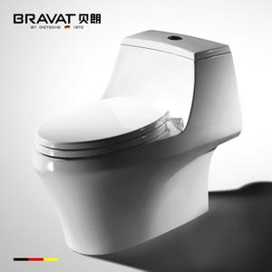 贝朗卫浴帕克家用一体式坐便器节水虹吸式坐厕陶瓷马桶C21120XUW