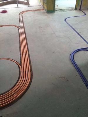 隐蔽工程水电改造项目