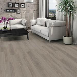 汉诺地板 强化复合地板 古典实木质感复合环保耐磨地板 古典灰橡