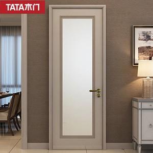 TATA美式实木门JOBL-019