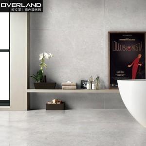 欧文莱素色现代瓷砖 原生石材风格系列 欧文莱灰QI612P6575M