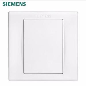 西门子品宜系列雅白空白面板