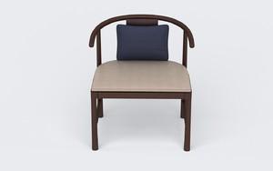 查里世家 HT17-CDY 茶道椅