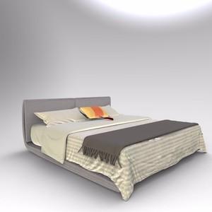 020床F816床头柜