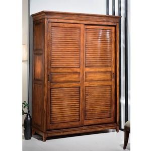 圣蒂斯堡 美舍系列 YG-106 双门衣柜