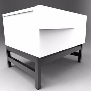 F816床头柜