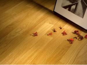 必美地板   史迪莱克   三拼橡木