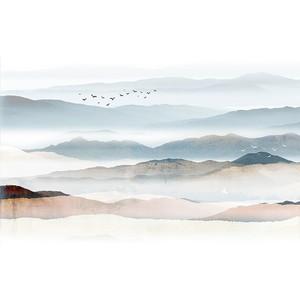 菲莫斯软装 菲-逊亚-壁画 BM-83075 国色天香