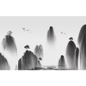 菲莫斯软装 菲-逊亚-壁画 BM-83092 国色天香