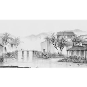 菲莫斯软装 菲-逊亚-壁画 BM-83096 国色天香