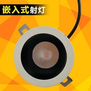 西鐵照明酒柜燈嵌入式射燈131004塞納系列