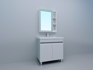 AC3148 800 贝琪挂式浴室柜