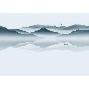 菲莫斯软装 菲-逊亚-壁画 BM-79311 桃源新梦