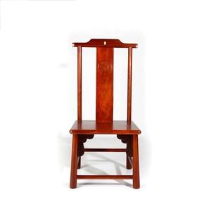 东家家具现代中式花梨院子实木餐椅家用靠背木椅单人座椅Q-CY01B