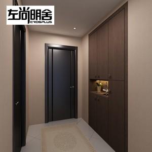 左尚明舍-皇家流苏木-门厅柜