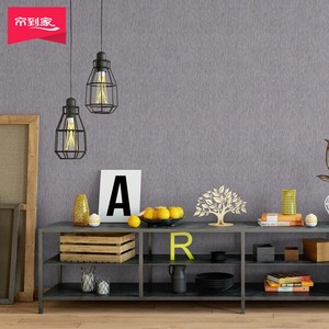 简约现代墙布多色可选客厅卧室壁布 墙布 LDJ02-03 定制 每米单价