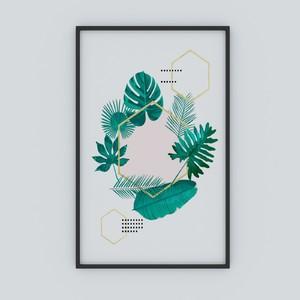 「 A C 」软装 现代装饰画 定制挂画装饰画