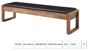 18CT001 床尾凳